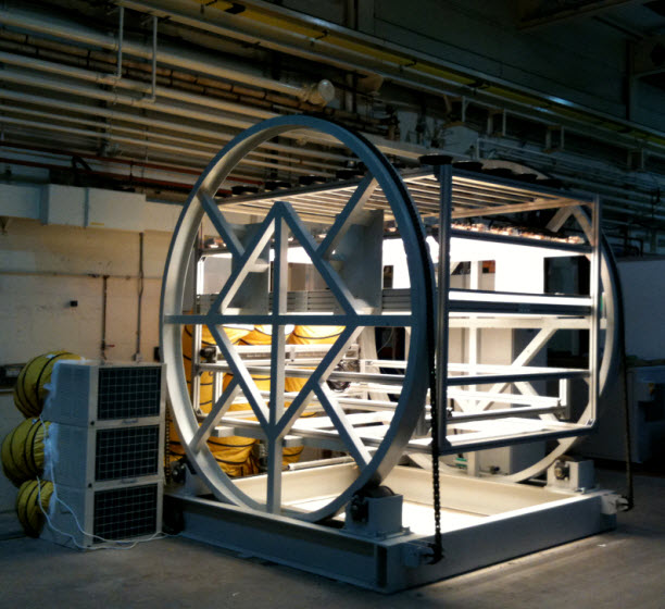 Sun Simulator Susi Solar Irradiance Sensor Reference
